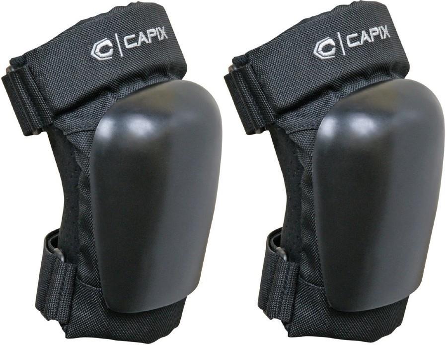 Capix Pro Snowboard Elbow Pads Large Black