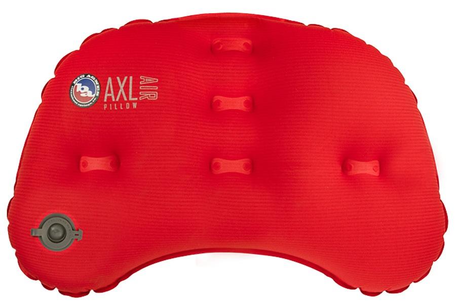 Big Agnes AXL Pillow Ultralight Backpacking Pillow, Red