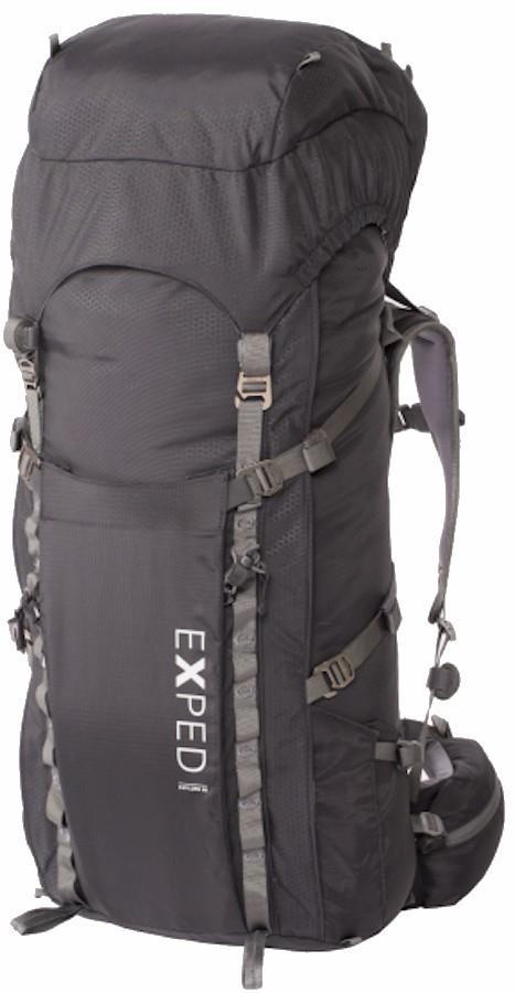 Exped Adult Unisex Explore 60 Trekking Pack, 60l Black