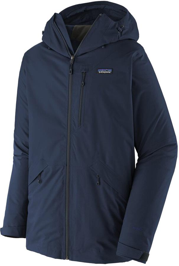 Patagonia Snowshot Snowboard/Ski Jacket, L Classic Navy