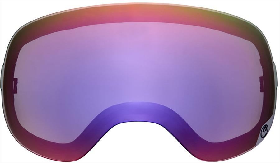Dragon D3 Snowboard/Ski Goggles Spare Lens, One Size, Purple Ionized