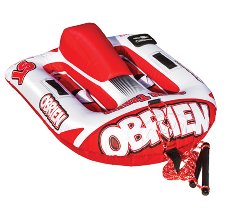 O'Brien Simple Inflatable Waterski Trainer To 85lb / 39kg Red