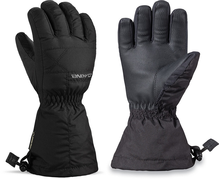 Dakine Avenger Gore-Tex Kids Snowboard/Ski Gloves Age 6-8 Black