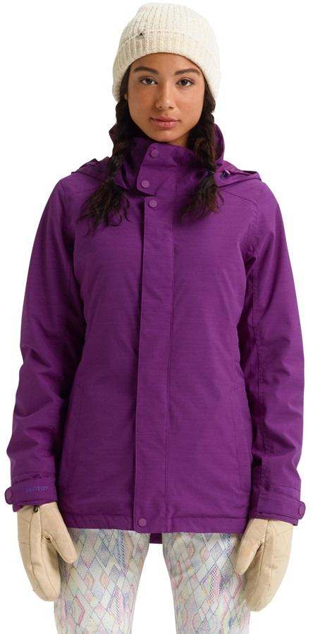 Burton Jet Set Women's Snowboard/Ski Jacket, XXS Charisma