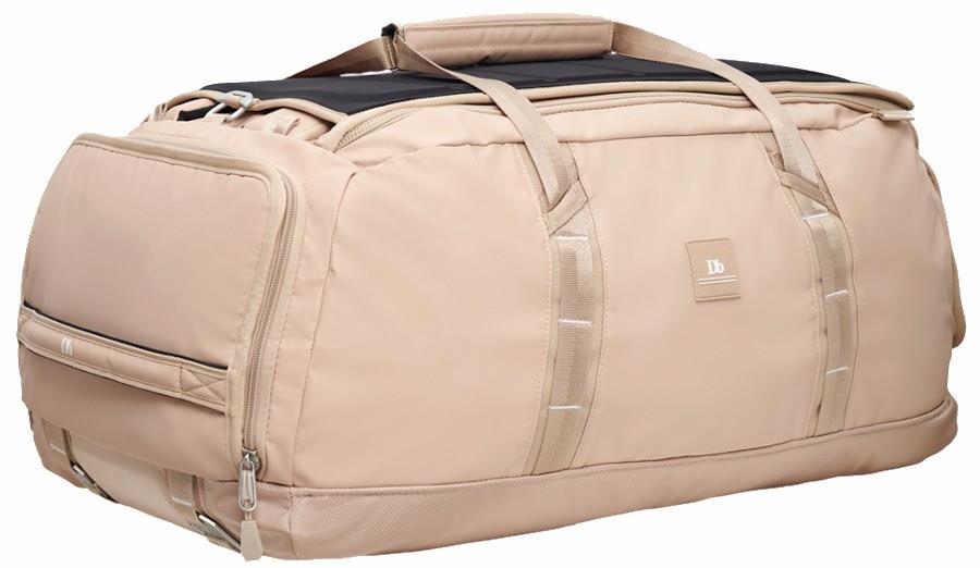 Douchebags The Carryall Backpack Duffel Bag, 65L Desert Khaki