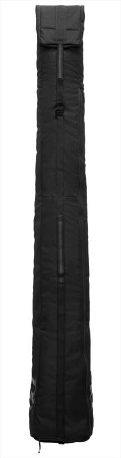 Douchebags The Slim Jim Wheelie Ski Bag, 216cm Black Out