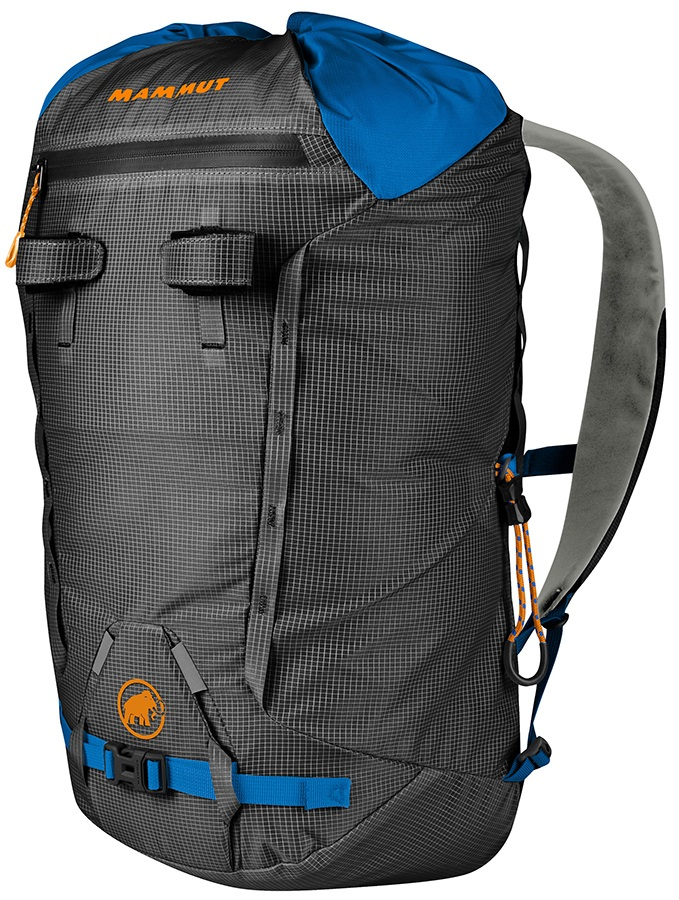 Mammut Adult Unisex Trion Nordwand 20 Climbing Backpack, 20l Black/Ice