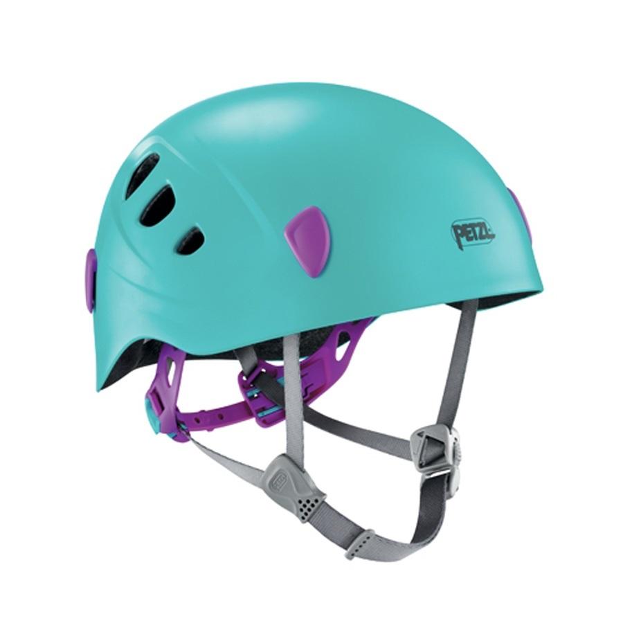 Petzl Picchu Kids Climbing & Cycling Helmet, 48-54cm, Blue