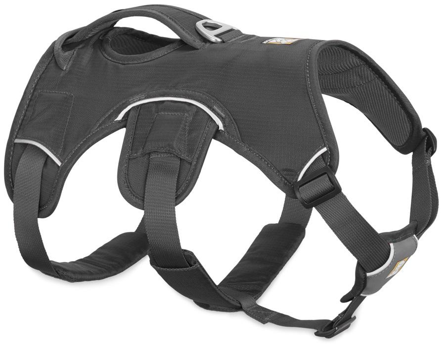 Ruffwear Web Master Active Dog Harness With Handle, L/XL Twilight Grey
