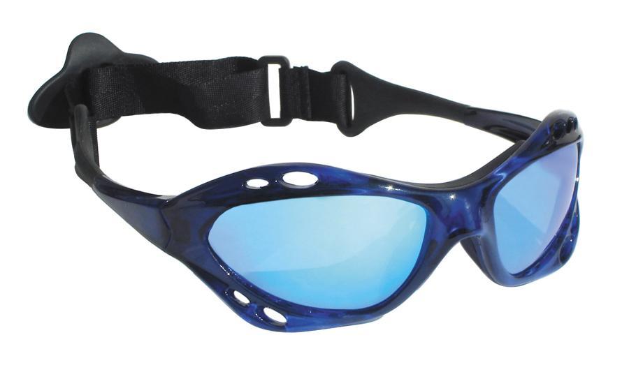 Jobe Knox Floatable Watersports Sun Glasses, Blue 2021