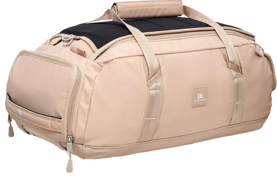 Douchebags The Carryall Backpack Duffel Bag, 40L Desert Khaki