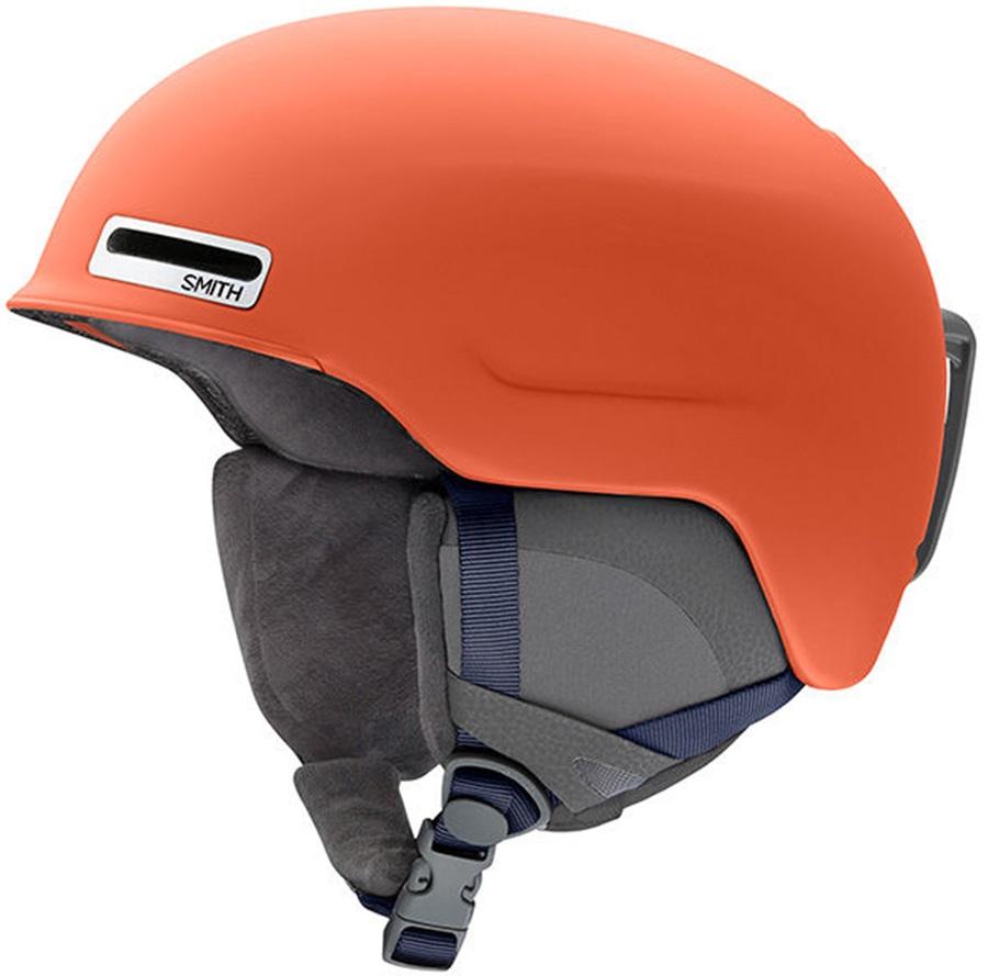 Smith Adult Unisex Maze Ski/Snowboard Helmet, S Matte Red Rock 2020