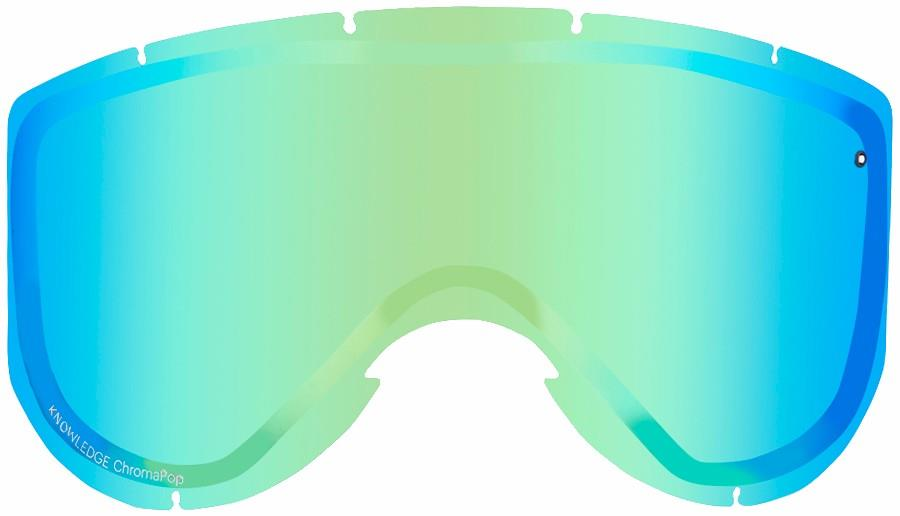 Smith Knowledge Turbo Fan Snowboard/Ski Goggle Spare Lens Sun