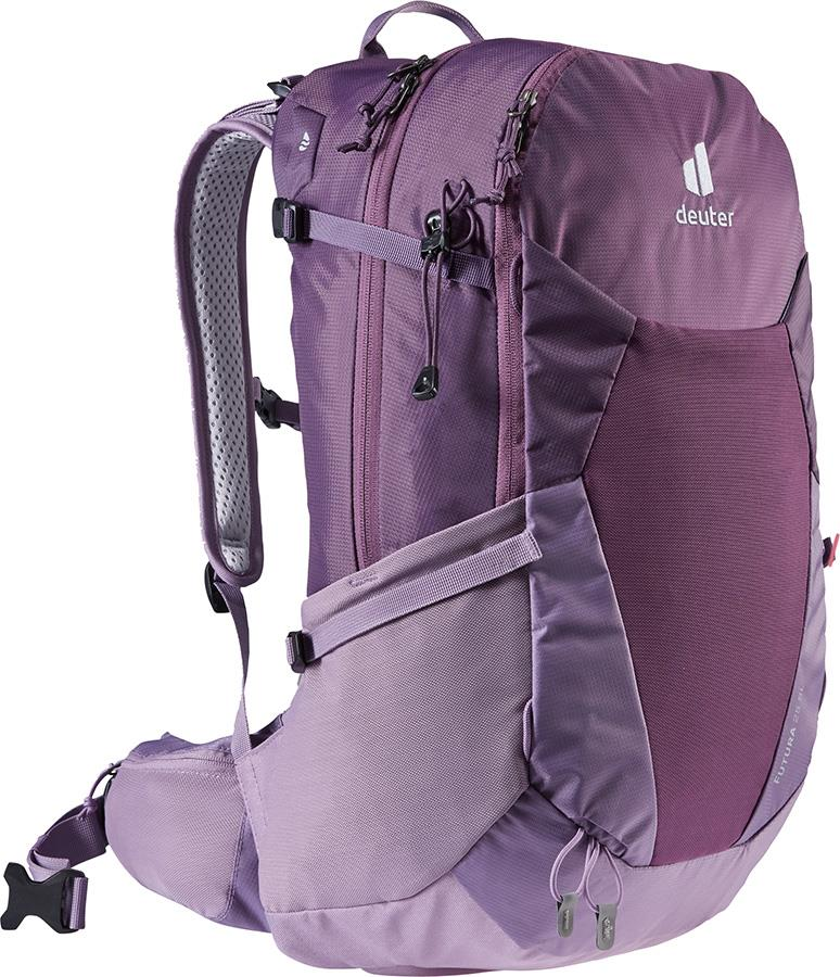 deuter Futura 25 SL Women's Day/Hiking Backpack, 25L Plum/Flieder