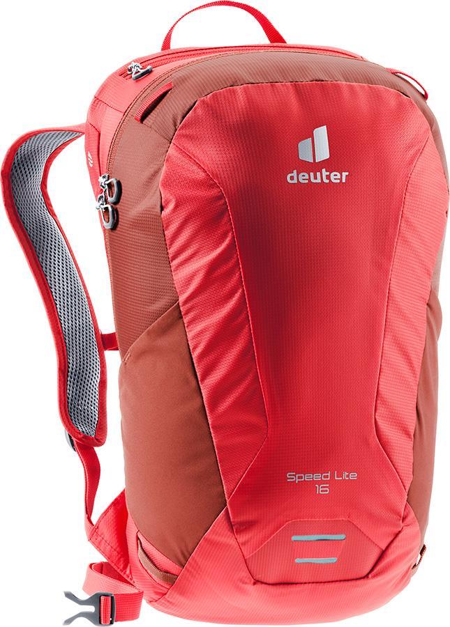 Deuter Speed Lite 16 Daypack Hiking Backpack, 16L Chili/Lava