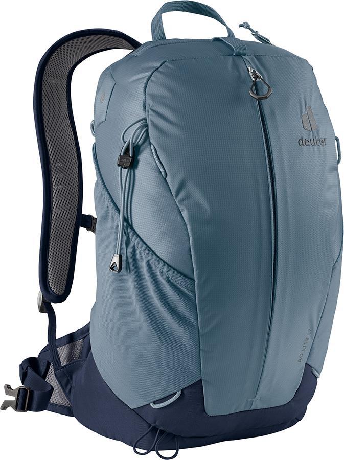 deuter AC Lite 17 Daypack Hiking Backpack, 17L Slate Blue/Marine