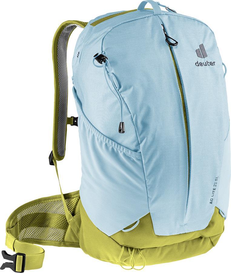 Deuter AC Lite 21 SL Women's Hiking Day/Backpack, 21L Dusk/Moss
