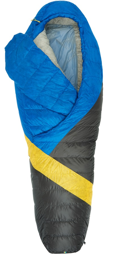 Sierra Designs Cloud 800 35F/1C Ultralight Down Sleeping Bag, Large