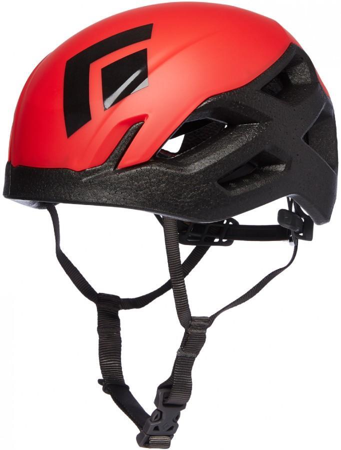 Black Diamond Vision Rock Climbing Helmet, S/M Hyper Red