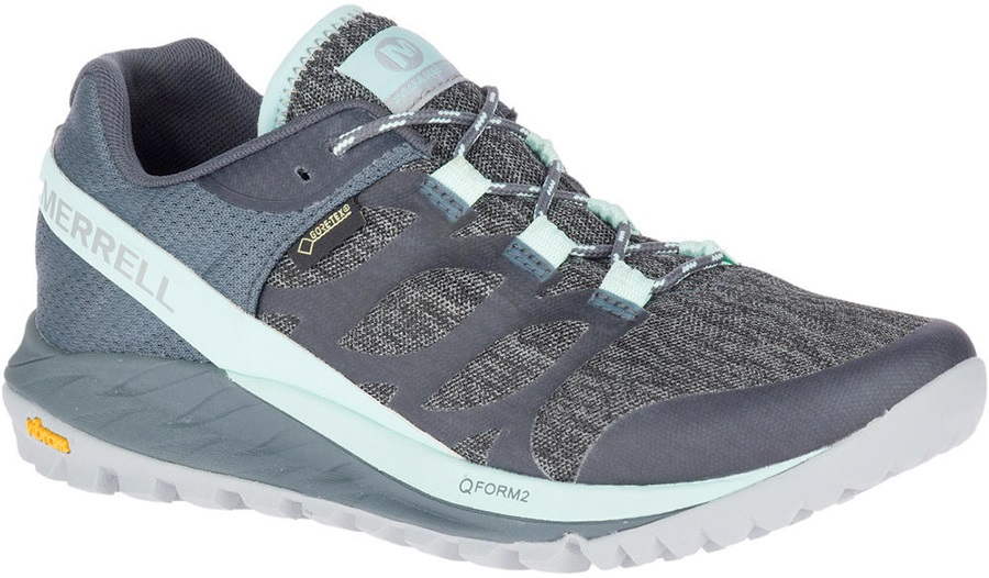 Merrell Womens Antora Gtx Women's Running Shoes, Uk 4 Turbulence