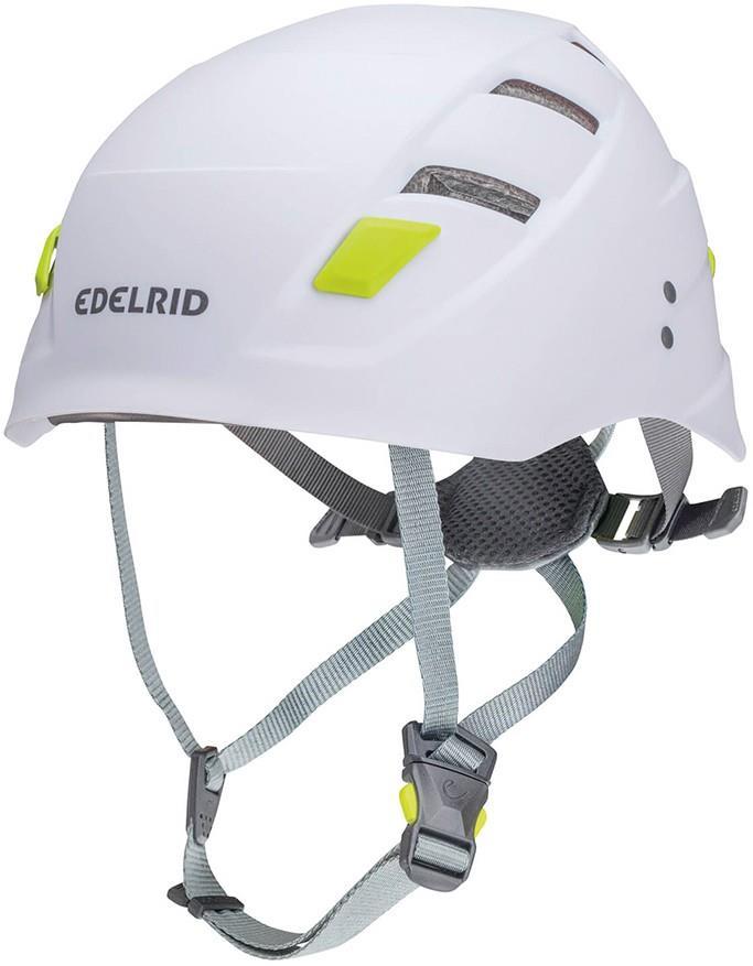 Edelrid Adult Unisex Zodiac Lite Climbing Helmet, 54-62cm Snow