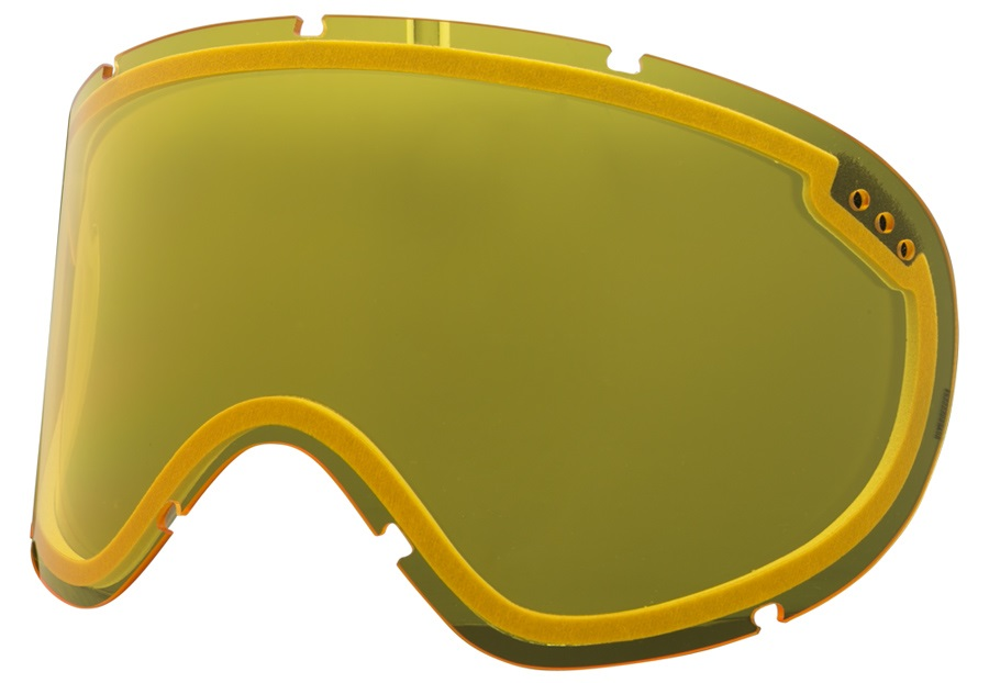 Electric Rig Snowboard/Ski Goggle Spare Lens, One Size, Yellow