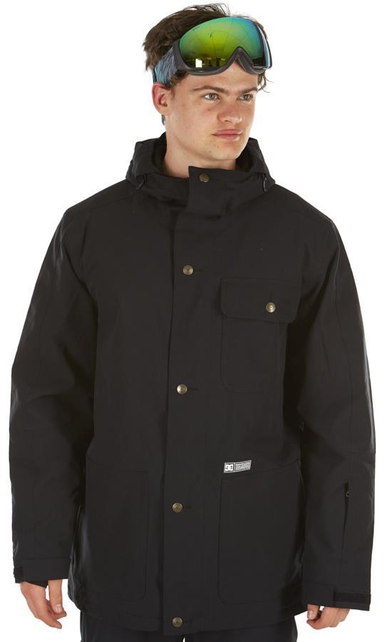 DC Servo Ski/Snowboard Insulated Jacket, M Black