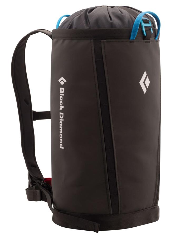 Black Diamond Creek 20 Backpack Climbing Gear Bag, Black