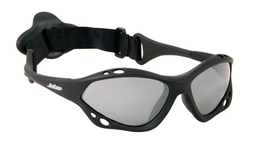 Jobe Knox Floatable Watersports Sun Glasses, Black Polarized 2021