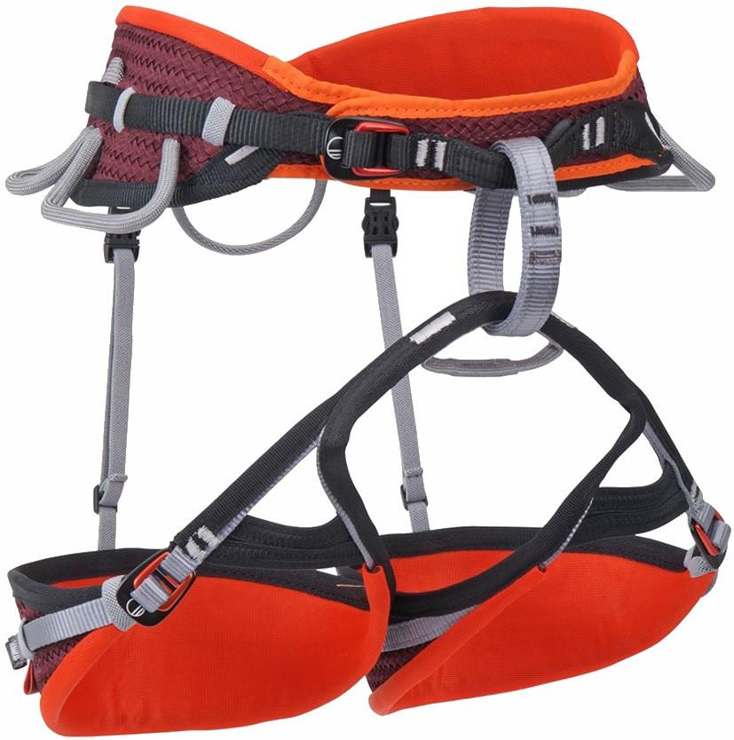 Wild Country Mission Rock Climbing Harness, XL Port Royal