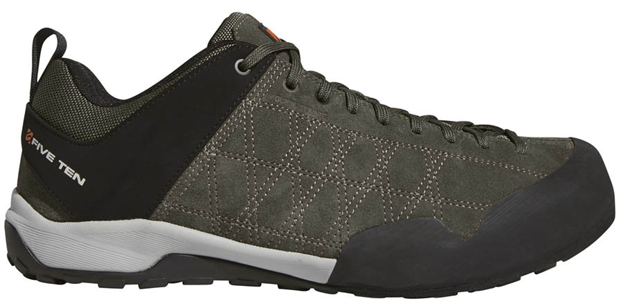 Adidas Five Ten Guide Tennie Men's Approach Shoes, UK 8 Dark Cargo