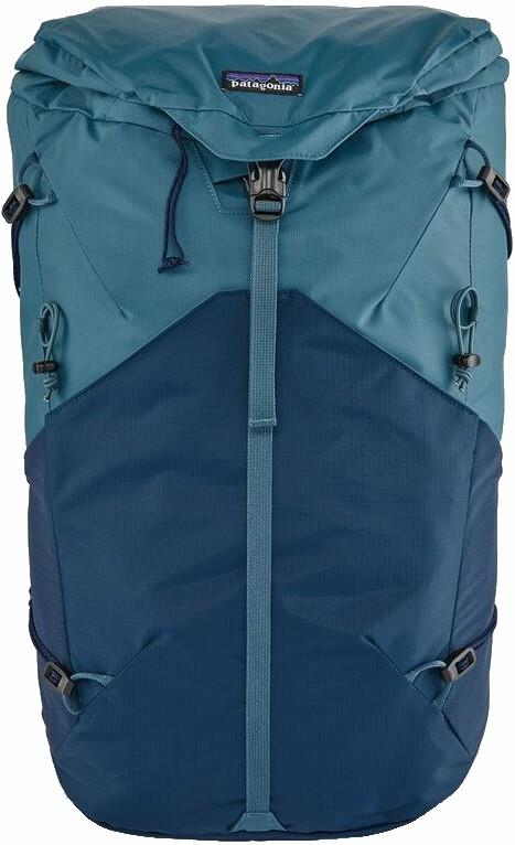 Patagonia Altvia Daypack/Hiking Backpack, 36L L Abalone Blue