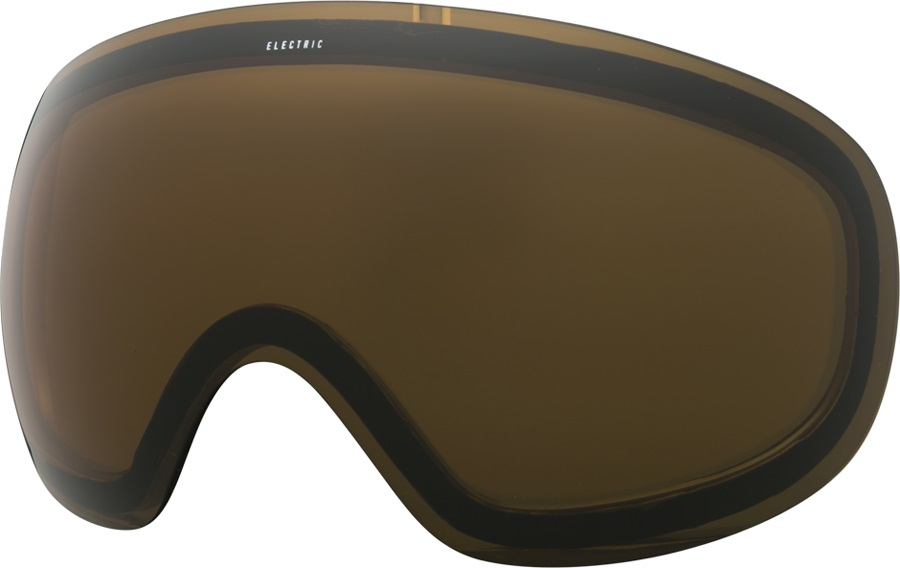 Electric EG3.5 Snowboard/Ski Goggle Spare Lens, One Size, Bronze