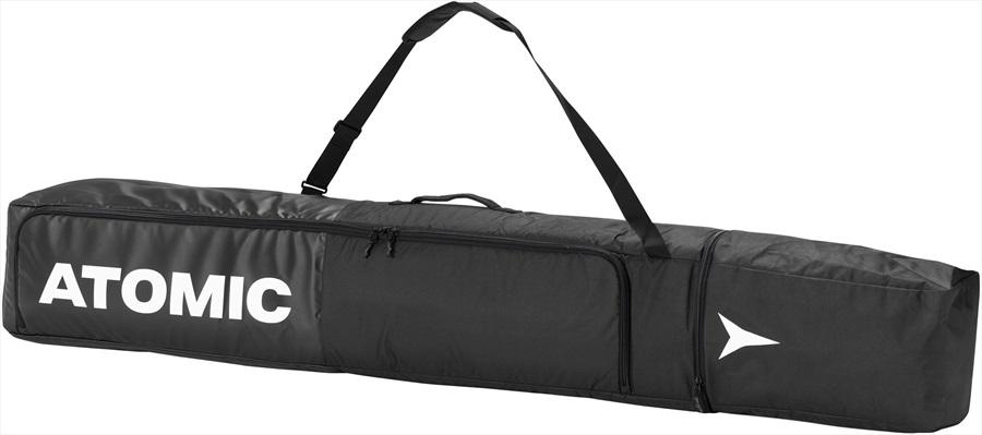 Atomic Double Ski Bag Ski Bag, 205cm Black/White