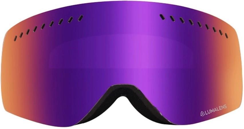Dragon NFXs Snowboard/Ski Goggles Spare Lens LumaLens Purple Ion