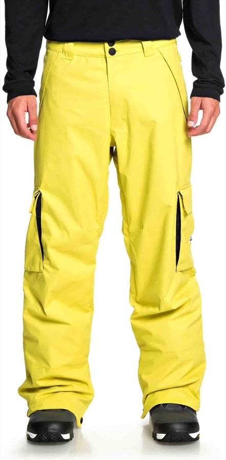 DC Banshee Ski/Snowboard Pants, M Warm Olive