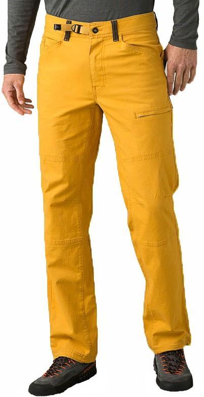 "Prana Adult Unisex Kragg Rock Climbing Trousers, 30"" Toffee"