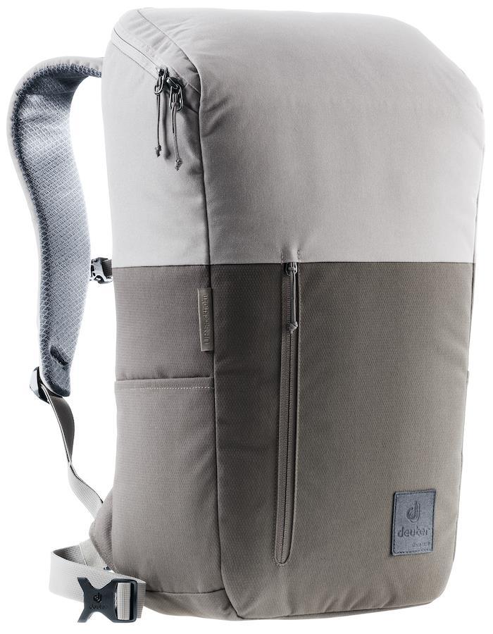 Deuter # UP Stockholm Daypack Backpack, 22L Stone/Pepper