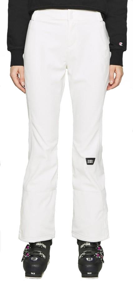 O'Neill Blessed Women's Ski/Snowboard Pants, S Powder White