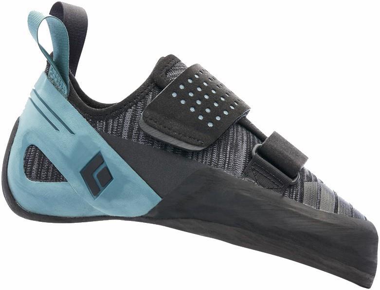 Black Diamond Zone LV Rock Climbing Shoe, UK 7 | EU 41 Seagrass