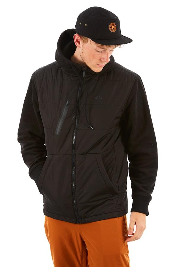 thirtytwo Arrowhead Insulated Hooded Ski/Snowboard Jacket S Black