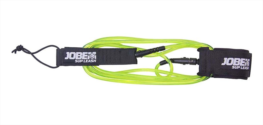 Jobe Leash For Stand Up Paddleboards, 9 Ft Black Green 2021