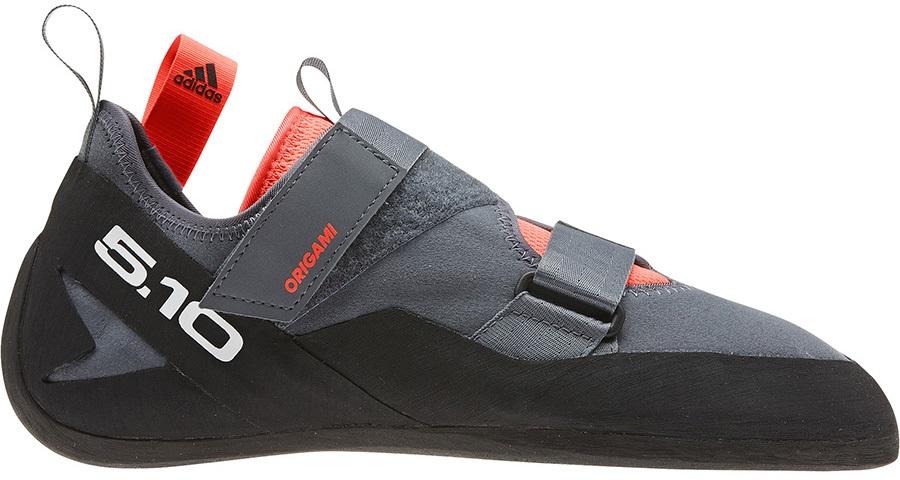 Adidas Five Ten Kirigami Rock Climbing Shoe, UK 6 | EU 39.3 Onix/Black