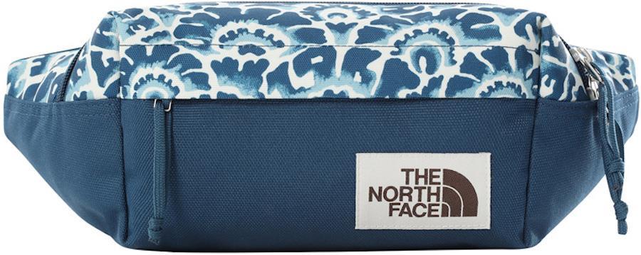 The North Face Waterproof Lumbar Bum Bag/Waist Pack 4L Monterey Blue