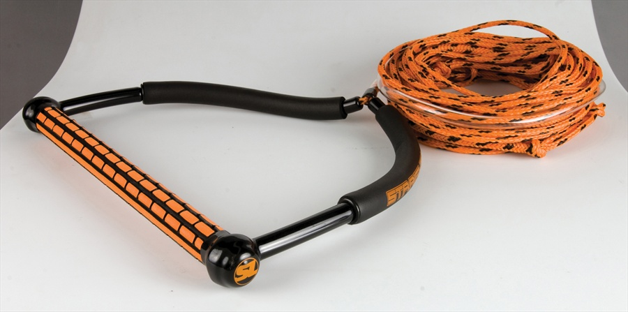 Straight Line TR9   Static Wakeboard Handle Line Combo 65