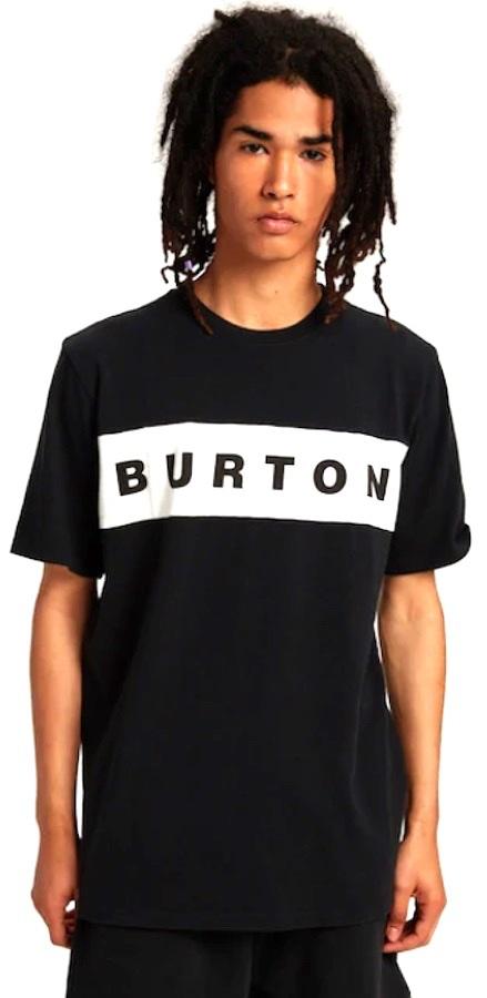 Burton Lowball Short Sleeve T-Shirt, L Black