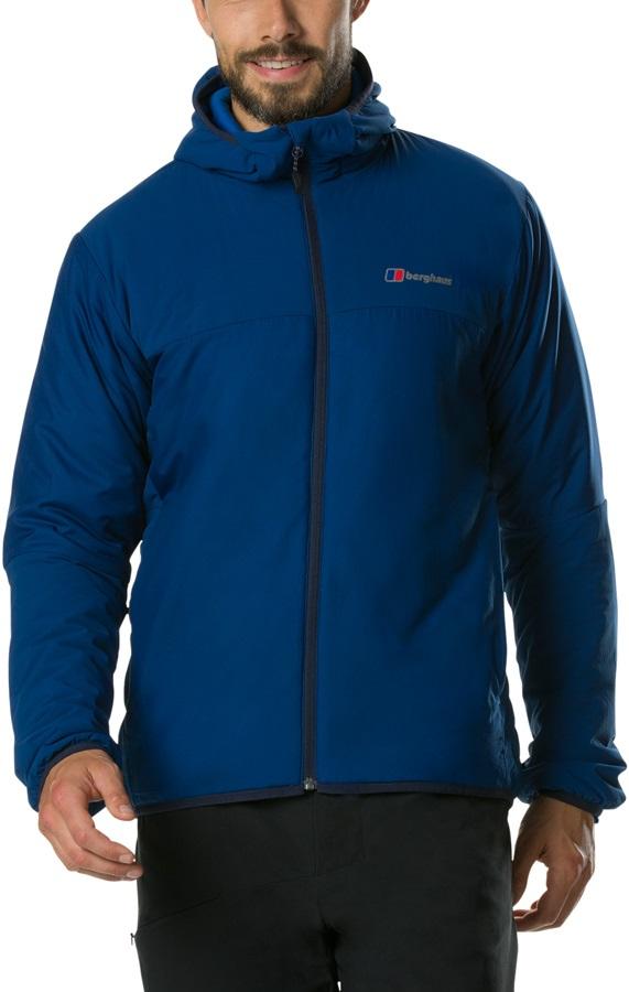Berghaus Teallach X Insulated Hooded Jacket XL Blue