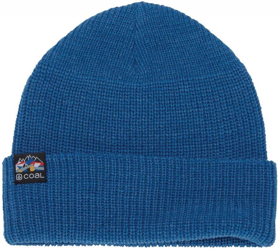 Coal The Squad Snowboard/Ski Beanie, One Size Blue
