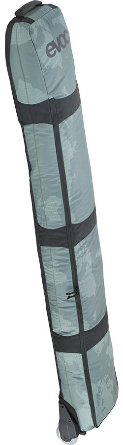 Evoc Ski Roller Collapsible Wheelie Ski Bag, XL -195cm Olive