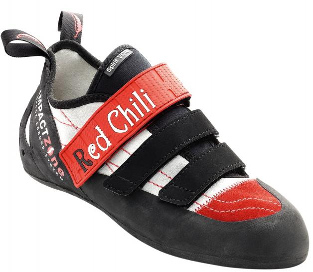 Red Chili Spirit VCR Climbing Shoe UK 3.5 | EU 36 White/Red